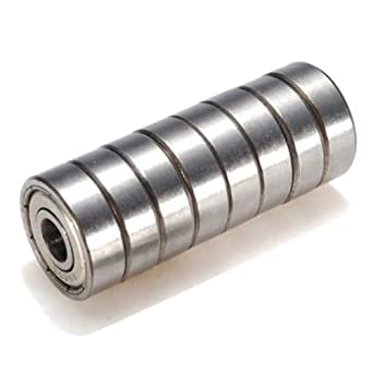 Ball bearing Deep groove ball 626-ZZ 6mm Industry top quality 10 PC !!