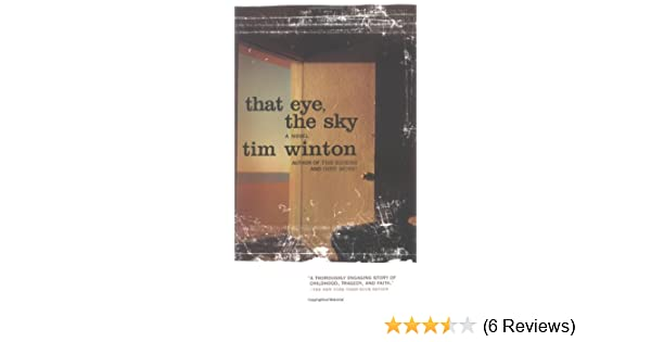 that eye the sky tim winton