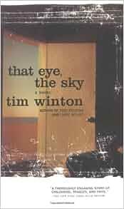 That eye the sky character novel