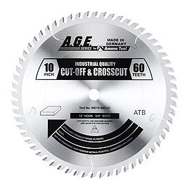 AGE MD10-800C Crosscut 10X80t ATB 5/8 Bore by AGE