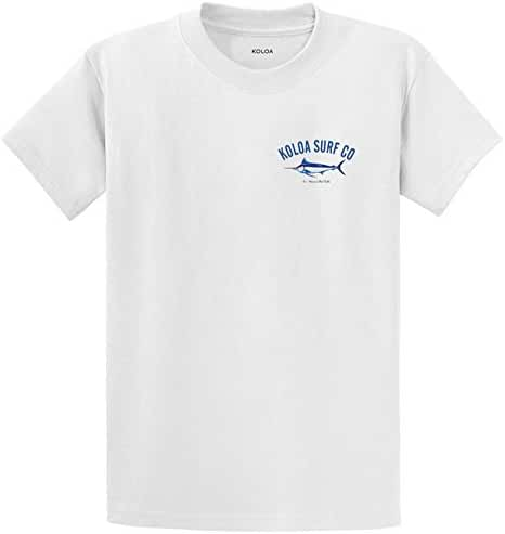 Koloa Surf Hawaiian Blue Marlin Logo T-Shirts,Tanks and Hoodies