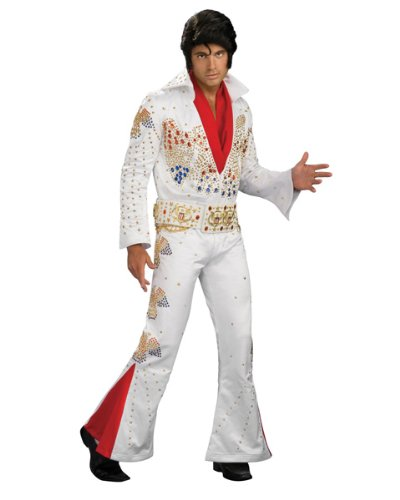 Collector adultos Elvis Disfraz Tama-o Peque-o: Amazon.es ...