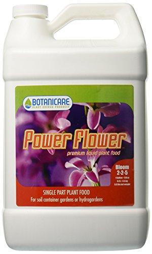 Botanicare BCPFGAL 1-Gallon Power Flower Plant Food, (Botanicare Power Plant)