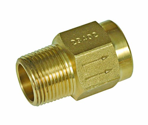 "Camco 23407 3/4"" Brass Backflow Preventer - Pack of 12 - Lead Free"