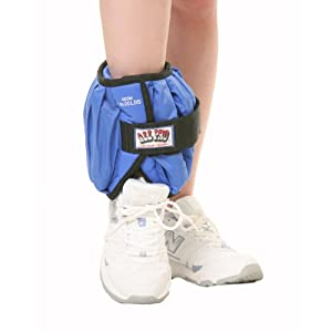 All Pro Weight Adjustable Ankle Weight, 20 lb Individual (1 Piece)