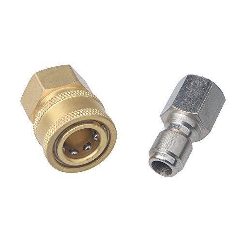 Dusichin dus inch quick connect fittings for high