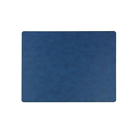 Lind Set De Table Carre Bleu 35 L Adn Cloud X 45 Cm Amazon Co Uk