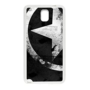 Happy Captain America Phone Case for samsung galaxy Note3 Case