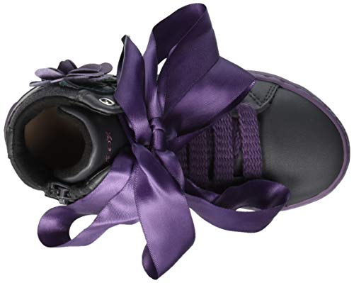 Kalispera Grey CSneaker Grigiodk Geox Alto C9002 Collo A J Bambina IWEDH29Y