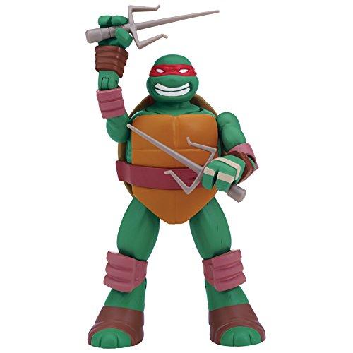 Teenage Mutant Ninja Turtles Head Droppin' Raphael Figure Action Figure (Ninja Turtle Sai)