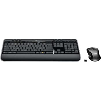 logitech mk530 advanced wireless keyboard and optical mouse computers accessories. Black Bedroom Furniture Sets. Home Design Ideas