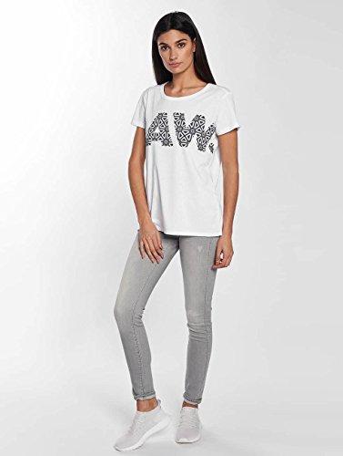 jeans Grigio Superstretch Raw G Donna Fit Tricia Lynn Jeans Slim star Mid qHqIAw7C
