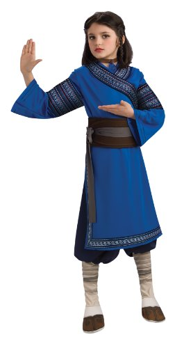 The Last Airbender Child's Costume, Katara Costume, Size Large