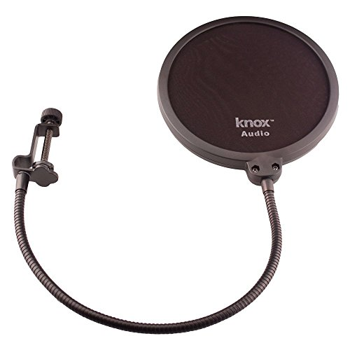 Blue Microphones Yeti Teal USB Microphone with Studio Headphones and Knox Pop Filter by Blue Microphones (Image #7)