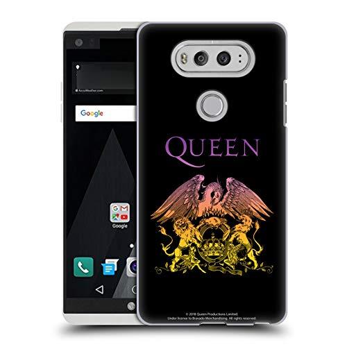 Official Queen Logo Crest Bohemian Rhapsody Hard Back Case for LG V20