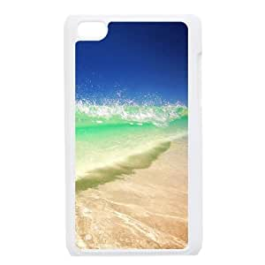 Beach iPod Touch 4 Case White