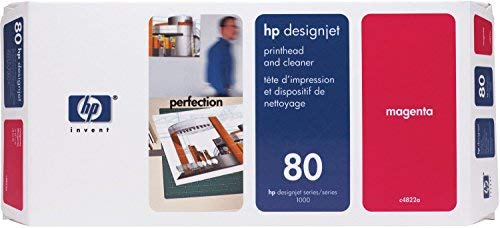 C4822A?LA - HP C4822A?LA HP - Magenta - printhead with cleaner - for DesignJet 1050c, 105