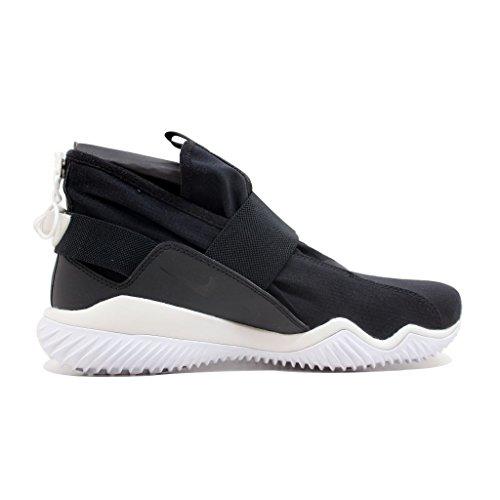 Nike Mens Komyuter Promenadskor Svart / Svart-toppmötet Vitt