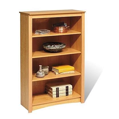 Sonoma 48 in. Bookcase ZH049 (48 Inch Wide Bookcase)