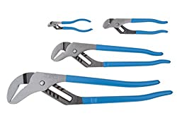 Channellock Pc-1 Pit Crew's Tongue & Groove Plier Set: 424, 426, 440, 460