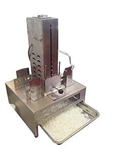 MegaLane Automatic Chocolate Chips Slicer Shaver Scraper Slicing Shaving Scraping Machine