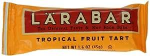 LARABAR Fruit & Nut Food Bar, Tropical Fruit Tart, 1.6 Ounce Bars (Pack of 16)
