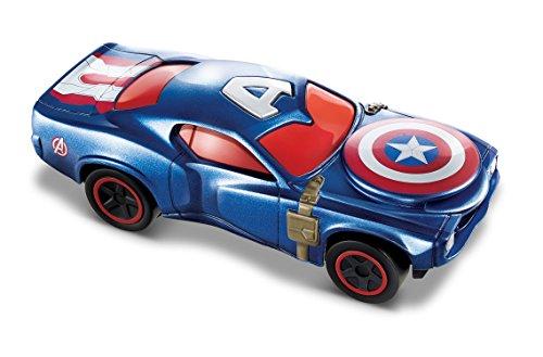Captain+America Products : Hot Wheels Marvel Civil War Captain America Vehicle