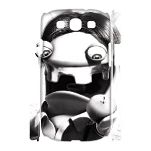 Rayman Raving Rabbids theme pattern design For Samsung Galaxy S3 I9300(3D) Phone Case