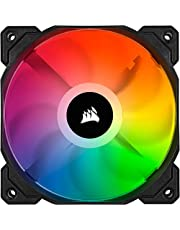 Corsair CO-9050093-WW iCUE SP120 RGB Pro Performance 120mm Fan, Single Pack