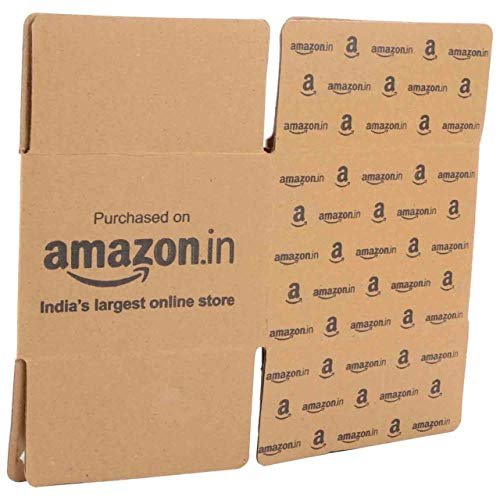 MARUDHAR PACKAGING Corrugated Box, 5×4.5×3.5-inch (Golden Yellow) – Pack of 250 Price & Reviews