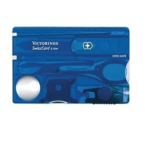 Victorinox Swisscard Lite Pocket Tool, Sapphire