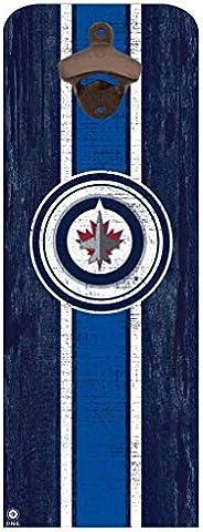 Winnipeg Jets Wall Mounted Opener