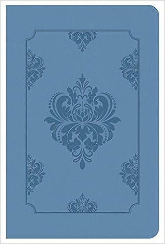 KJV Deluxe Gift & Award Bible (Light Blue) (King James Bible