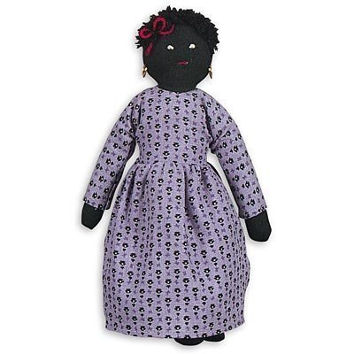 "American Girl Addy's 6"" Rag Doll Ida Bean by American Girl"