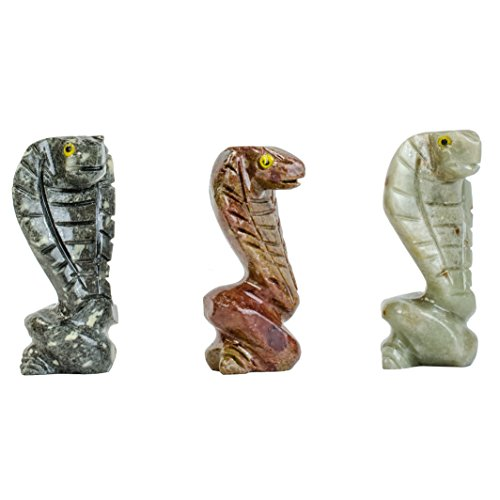 Digging Dolls : 30 pcs Artisan Cobra Collectable Animal Figurine - Party Favors, Stocking Stuffers, Gifts, Collecting and More! by Digging Dolls