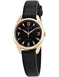 Watches Womens EM0688-01E Eco-Drive Black One Size