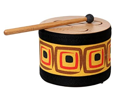 Wood Tone/Slit Drum by Hohner Inc, USA