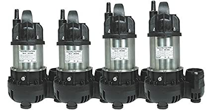 Matala Geyser Max-Flow 1/2 HP GM-5400 Submersible Pump