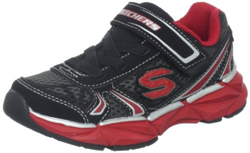 Skechers Kids 95282L Geo - Daunt Athletic Sneaker (Little Kid)
