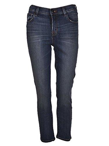 Coton Femme JB000996J46302 Bleu Jeans JBrand xqX8SYwY