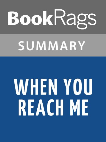 Amazoncom Summary Study Guide When You Reach Me By Rebecca Stead