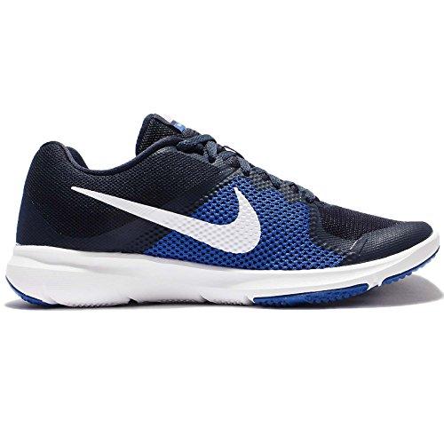 Flex 6 Hyper Shoe Control Nike Cross M Training US Men's White Obsidian Cobalt OUw5ZTq