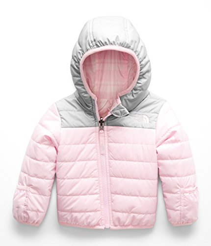 (The North Face Infant Rev Perrito Jacket - Purdy Pink - 6M)