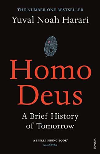 Price comparison product image Homo Deus: A Brief History of Tomorrow