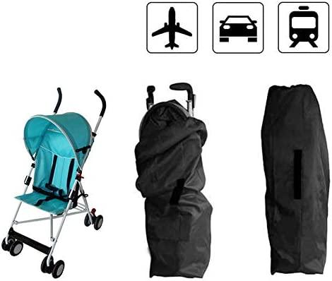 Dsaren Bolsa de Viaje Cochecito Bolsa Transporte Silla Paseo para Cochecitos de Bebé para Avión, Viaje, Coche (A)