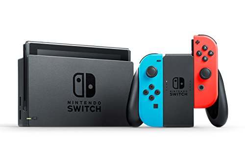 Most Popular Nintendo Switch Consoles