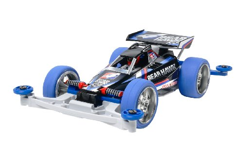 Racer Mini 4WD Series No.80 Bear Hawk RS (Super II Chassis) 18080