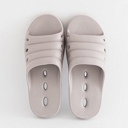 YMFIE Las Mujeres del Verano de la galería Exterior Cubierta Exterior Piso seco Antideslizante rocío desodorización Toe y Cool Zapatillas Zapatos F