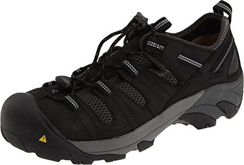 KEEN Utility Men's Atlanta Cool Low Steel Toe Slip On Work Shoe