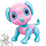 BIRANCO. Electronic Pets Dog Toy - Interactive Puppy Smart Robot Toys for Age 3 4 5 6 7 8 Year Old...